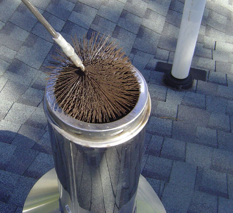 Georgetown Chimney Sweep Chimney Sweeping Cleaning